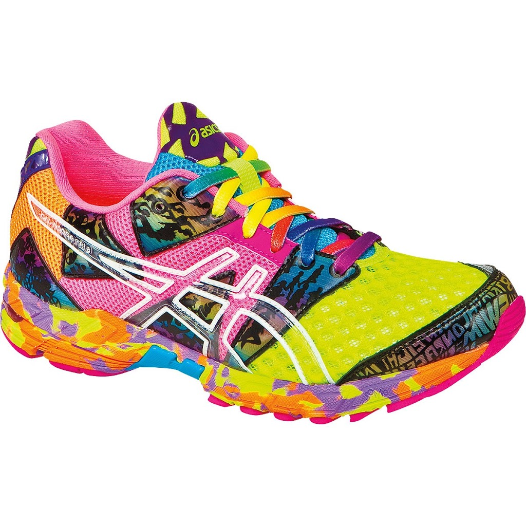 asics mujer colores