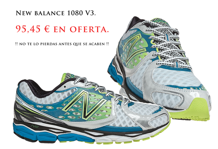 New Balance 1080 Zapatillas de correr